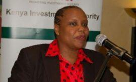 Kericho Deputy Governor Susan Kikwai succumbs to Covid19